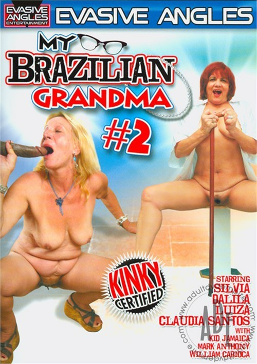 brazilian grandmother porn