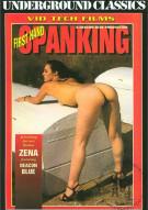 First Hand Spanking Porn Video