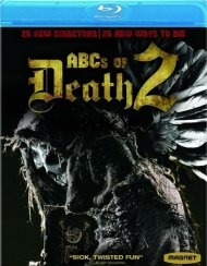 ABCs Of Death 2 Blu-ray Movie