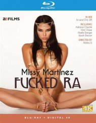 Missy Martinez: Fucked Ra (Blu-ray + Digital 4K) Blu-ray Movie