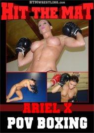 Ariel X POV Boxing Porn Video