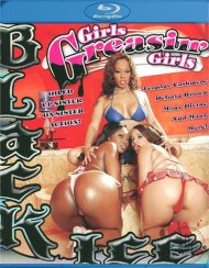 Girls Greasin Girls Blu-ray Movie