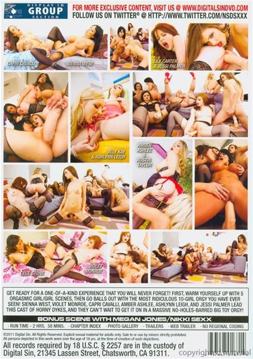 big toy orgy