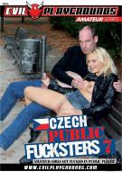 Czech Public Fucksters #7 Porn Video