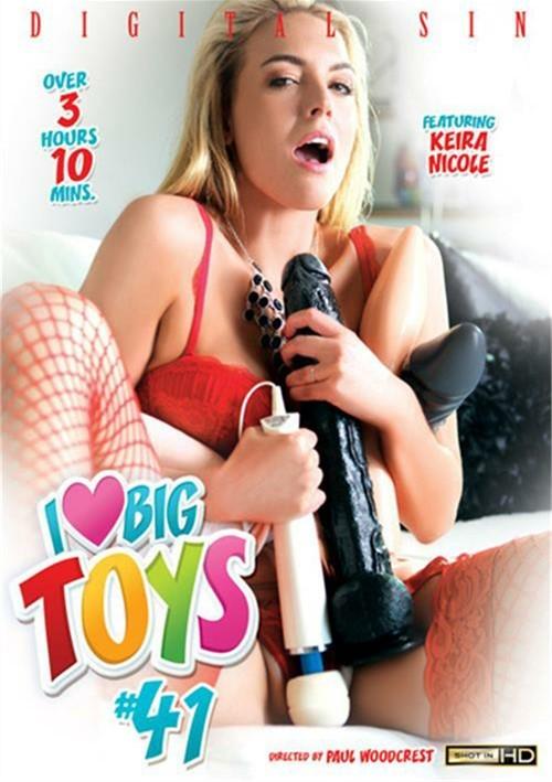 I Love Big Toys #41