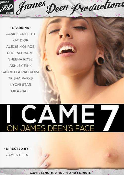 I Came On James Deens Face 7