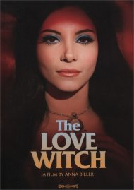 The Love Witch porn DVD from Oscilloscope Laboratories.