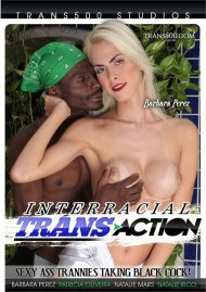 Interracial Trans Action Porn Movie