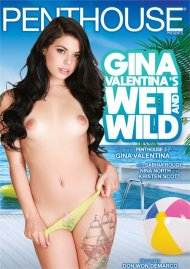 Gina Valentina's Wet And Wild porn video from Penthouse.
