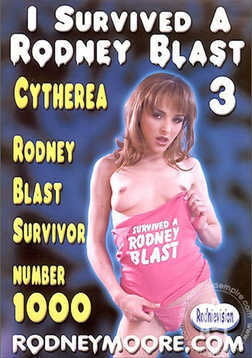I Survived A Rodney Blast 3