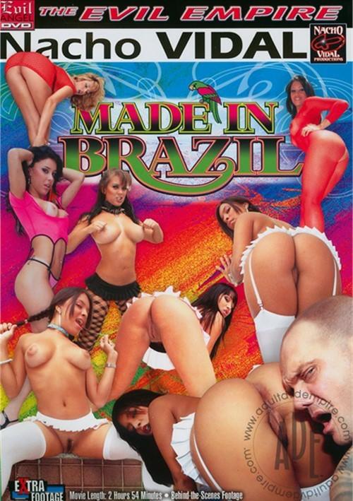 Nacho Vidal Made In Brazil