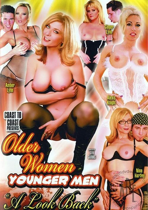 older women younger men dvd
