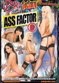 Ass Factor #6 Porn Movie