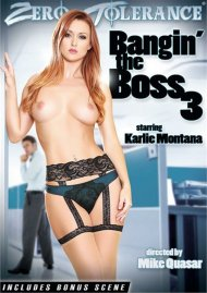 Bangin' The Boss 3 Porn Video