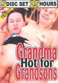 Grandma Hot For Grandsons 5-Disc Set Movie