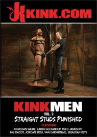 Kink Men #3: Straight Studs Punished Porn Movie