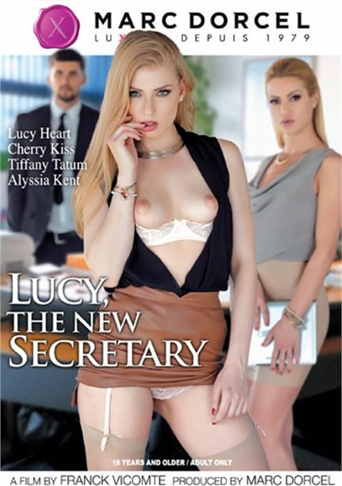 Lucy, The New Secretary