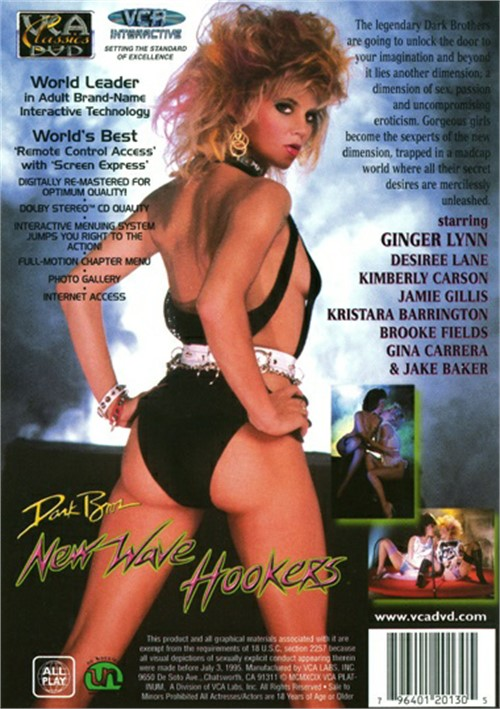New wave hookers ginger lynn