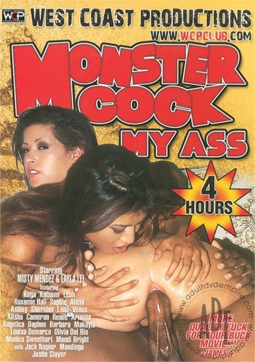 Monster Cock My Ass