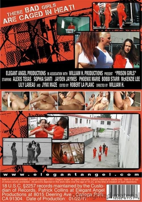 Prison Girls Porn Movie