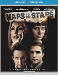 Maps To The Stars (Blu-ray + UltraViolet) Blu-ray Movie