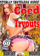 Coed Anal Tryouts 5-Disc Set Porn Movie