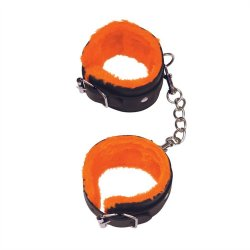 The 9's: Orange Is The New Black Love Cuffs - Wrist Sex Toy