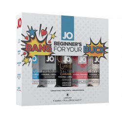 JO Beginner's Bang For Your Buck - 1 oz. bottles Sex Toy