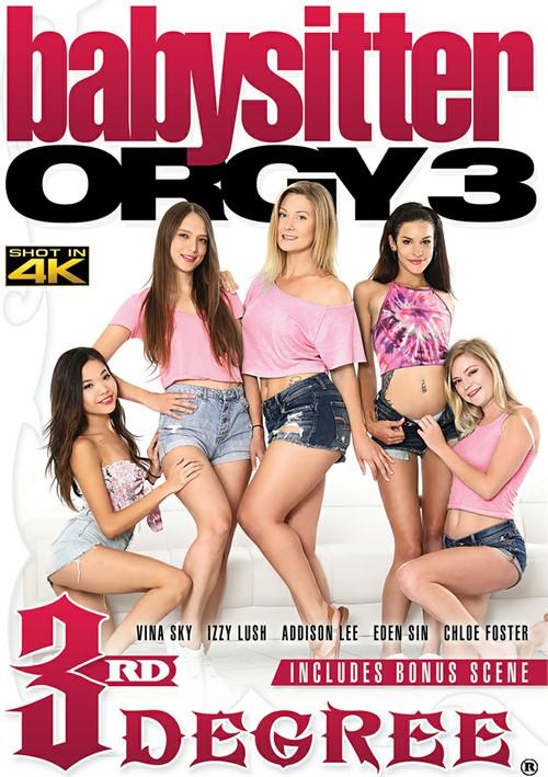 Babysitter Orgy 3 (2018)
