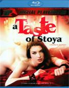 Taste Of Stoya, A Blu-ray