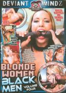 Blonde Women Black Men Vol. 4 Porn Movie