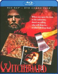 Witchboard (Blu-ray + DVD Combo) Blu-ray Movie