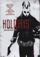 Holidays (DVD + UltraViolet) Movie