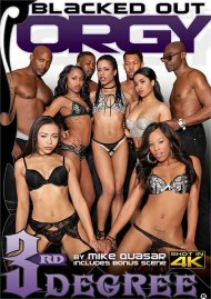 Blacked Out Orgy Porn Movie