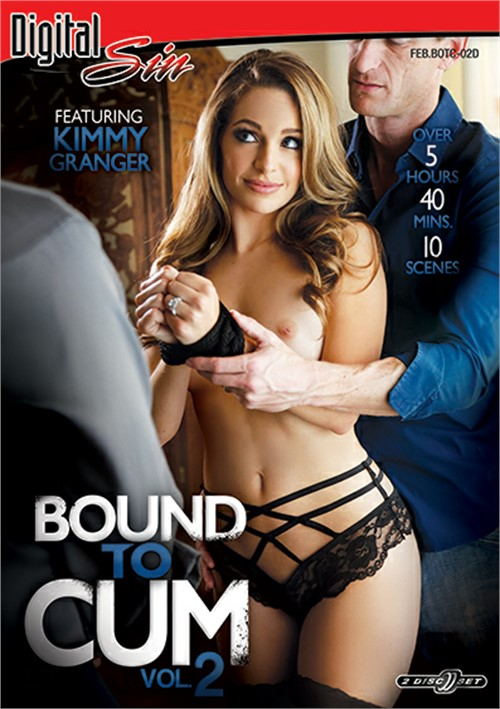 Bound To Cum Vol 2 2017  Adult Dvd Empire-1591