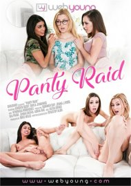 Panty Raid DVD porn movie from Web Young.
