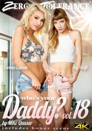 Who's Your Daddy? 18 DVD porn movie from Zero Tolerance Ent