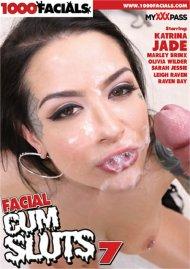 Facial Cum Sluts 7 Porn Movie