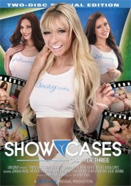 Showcases:Chapter Three porn DVD from Girlsway.