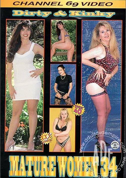 Dirty & Kinky Mature Women 34