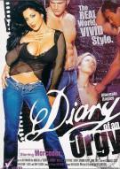 Diary of an Orgy Porn Movie