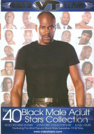Top 40 Black Male Adult Stars Collection Porn Movie