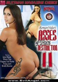Asses Of Face Destruction Vol. 11 Porn Movie