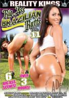 Big Ass Brazilian Butts Vol. 11 Porn Video