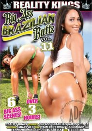 Big Ass Brazilian Butts Vol. 11 Porn Movie