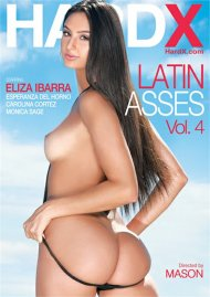 Latin Asses Vol. 4 DVD porn movie from HardX.