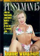 Pussyman 15: Bone Voyage Porn Video
