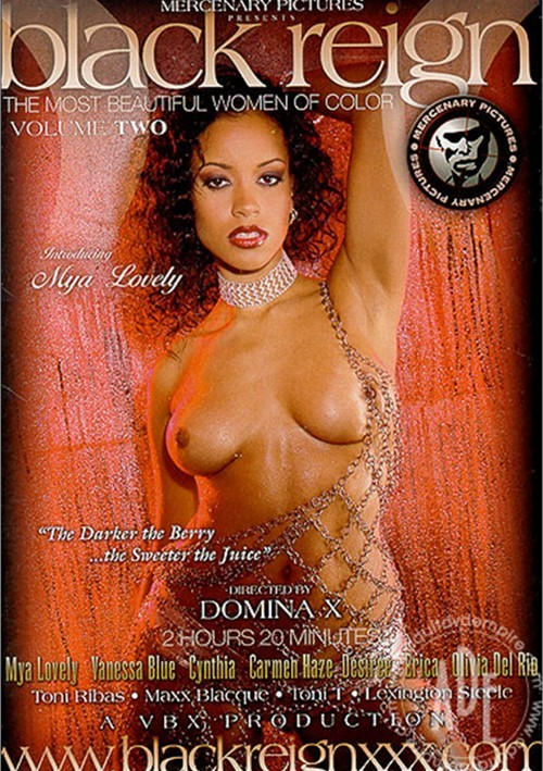 Vanessa Blue Black Reign 101