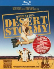 Operation: Desert Stormy Blu-ray Porn Movie