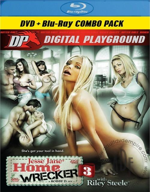 Home Wrecker 3 (DVD + Blu-ray Combo)